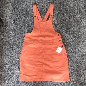 UO overall dress